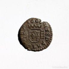 Monedas de España: 4 MARAVEDIS 1663 FELIPE IV TRUJILLO M. Lote 178816778