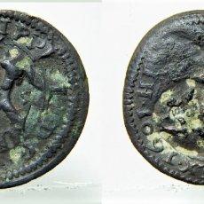 Monedas de España: MONEDA DE FELIPE III 4 MARAVEDIS DE 1601 RESELLADA. Lote 178881438