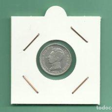 Monedas de España: PLATA-ESPAÑA: 50 CÉNTIMOS 1904. ALFONSO XIII. Lote 178933617