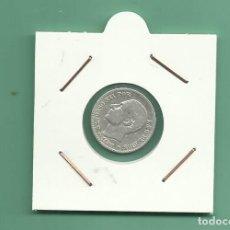Monedas de España: PLATA-ESPAÑA: 50 CÉNTIMOS 1880. ALFONSO XII. Lote 180030185