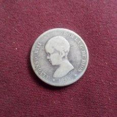 Monedas de España: 2 PESETAS DE PLATA DE 1889. Lote 180244860