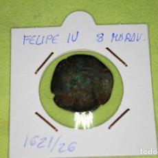 Monedas de España: FELIPE IV 8 MARAVEDÍS 1621-26 REFE; 2894. Lote 181148902