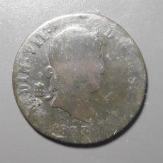 Monedas de España: 4 MARAVEDIS SEGOVIA 1833 - ÉPOCA FERNANDO VII. Lote 181172338