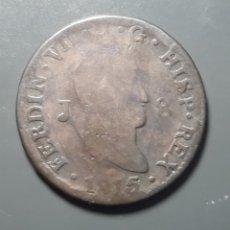 Monedas de España: 8 MARAVEDIS JUBIA 1815 - ÉPOCA FERNANDO VII. Lote 181172792
