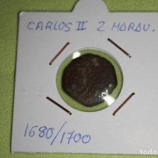 Monedas de España: CARLOS II MARAVEDÍS 1680-1700 REFE; 3007. Lote 181194876
