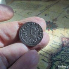 Monedas de España: BONITOS 8 MARAVEDIS DE FELIPE IV ,CECA CORUÑA , FECHA 1662 . Lote 181406862