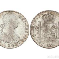 Monedas de España: CARLOS IV, 8 REALES., 1806., POTOSÍ.. Lote 181486343