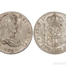 Monedas de España: FERNANDO VII, 8 REALES, 1820, POTOSÍ. Lote 181486483
