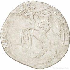 Monedas de España: 65 IMPERIO ESPAÑOL ESCALIN FELIPE IV BRAVANT 1624. Lote 181744200
