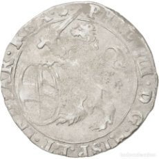 Monedas de España: 63 IMPERIO ESPAÑOL ESCALIN FELIPE IV AMBERES 1624. Lote 181744487