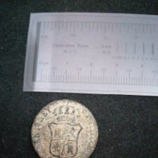 Monedas de España: 3 QUARTOS. FERNANDO VII 1823 BARCELONA. Lote 182020421
