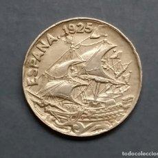 Monedas de España: ALFONSO XIII 25 CÉNTIMOS 1925. Lote 182200905
