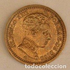 Monedas de España: MONEDA ALFONSO XIII 2 CENTIMOS 1905. Lote 182380696