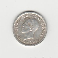 Monedas de España: ALFONSO XIII- 50 CENTIMOS- 1926-PCS. Lote 182711568