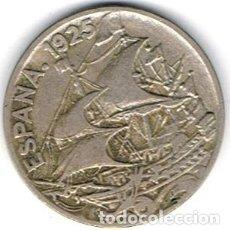 Monedas de España: 25 CÉNTIMOS ALFONSO XIII 1925.. Lote 182720453