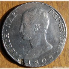 Monedas de España: ESPAÑA. 1809. JOSÉ NAPOLEÓN. 20 REALES. MADRID A I. (CAYÓN, 14790). Lote 182881388
