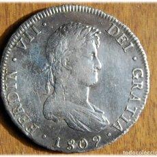 Monedas de España: ESPAÑA. FERNANDO VII. 1809. 8 REALES. POTOSÍ. PJ. CALICÓ, 600. . Lote 182882250