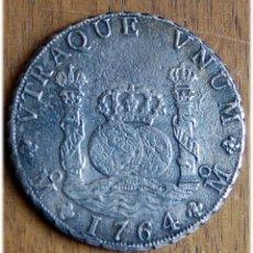 Monedas de España: ESPAÑA. 1764. 8 REALES. PLATA. MÉXICO. MF. CAYÓN, 11928 . Lote 182970602