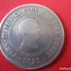Monedas de España: FERNANDO VII. 10 REALES 1821. MADRID #SG. Lote 183012026