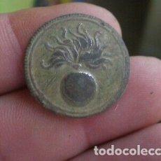 Monedas de España: BONITO BOTÓN ARTILLERÍA GUERRA NAPOLEÓNICA. . Lote 183095438