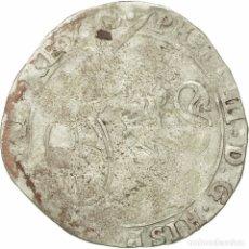 Monedas de España: (24) IMPERIO ESPAÑOL ESCALIN FELIPE IV AMBERES 1624. Lote 183167551