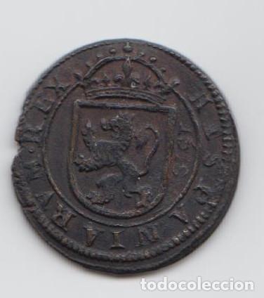8 MARAVEDIS - FELIPE III 1619 (Numismática - España Modernas y Contemporáneas - De Reyes Católicos (1.474) a Fernando VII (1.833))
