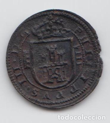 Monedas de España: 8 MARAVEDIS - FELIPE III 1619 - Foto 2 - 183555843
