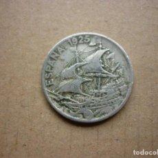 Monedas de España: 25 CENTIMOS 1925. Lote 183878526