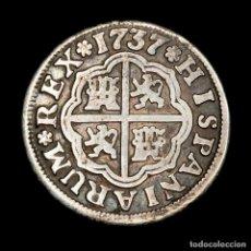 Monedas de España: FELIPE V (1700 - 1746) REAL EN PLATA, SEVILLA 1737. ENSAYADOR P.. Lote 183881395