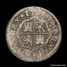 Monedas de España: ESPAÑA FELIPE V (1700-1746) 1 REAL 1728 F MADRID (7950). Lote 183881860