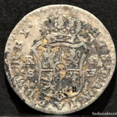 Monedas de España: 1 REAL SEVILLA 1774 CARLOS IV PLATA ESPAÑA. Lote 144468058