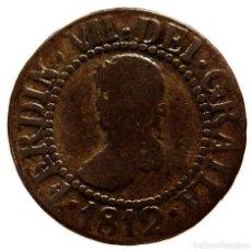 Monedas de España: 12 DINEROS 1812 MALLORCA FERNANDO VII. Lote 60827943