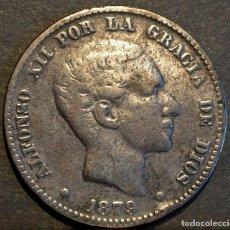 Monedas de España: 10 CENTIMOS 1879 ALFONSO XII ESPAÑA. Lote 69940429