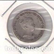 Monedas de España: MONEDA DE REAL DE ISABEL 2ª ACUÑADA EN MADRID EN 1848 ENSAYADOR CL. PLATA. MBC+ (ISA50). Lote 184651071