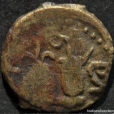 Monedas de España: SENYAL DINERO DE AGRAMUNT LERIDA FERNANDO II LLEIDA. Lote 60996575