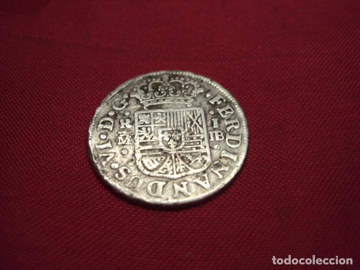 Monedas de España: 1 REAL DE PLATA DE 1753 , JB. MADRID. REY FERNANDO VI - Foto 2 - 185721060