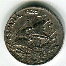Monedas de España: 25 CENTIMOS ALFONSO XIII AÑO 1925 (4). Lote 186183021