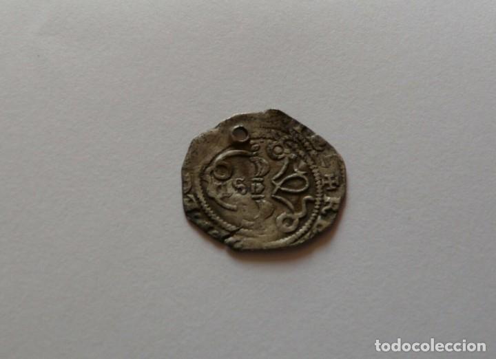 REYES CATOLICOS - 1/2 R-SEVILLA -RARA S TUMBADA -PLATA (Numismática - España Modernas y Contemporáneas - De Reyes Católicos (1.474) a Fernando VII (1.833))