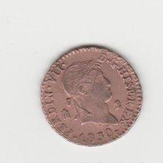 Monedas de España: FERNANDO VII- 2 MARAVEDIS-1830-SEGOVIA-SC-. Lote 188141543