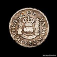 Monedas de España: ESPAÑA-FELIPE V (1700-1746) 1/2 REAL. MEXICO EN 1742 M. COLUMNARIO.. Lote 188398996