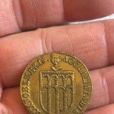 Monedas de España: BONITA MEDALLA DE PROCLAMACIÓN ISABEL II 1833. Lote 189170596