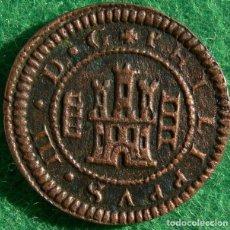 Monedas de España: 4 MARAVEDIS DE FELIPE III (SEGOVIA 1618). Lote 189654138