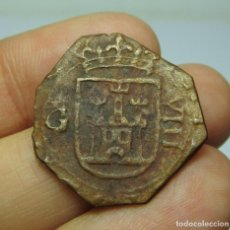 Monedas de España: 8 MARAVEDÍS. FELIPE IV. GRANADA - 1616 (RARA). Lote 190213506