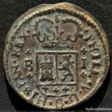 Monedas de España: 1 MARAVEDI BARCELONA 1720 FELIPE V ESPAÑA. Lote 190628092