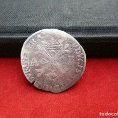 Monedas de España: 66 IMPERIO ESPAÑOL PAISES BAJOS 1 REAL ALBERTO E ISABEL. Lote 190913816