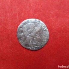 Monedas de España: 69 IMPERIO ESPAÑOL BRAVANT 1/10 PHILISPDAALDER 1571 FELIPE II APROX 2´6 GR. Lote 190915626