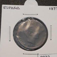Monedas de España: 5 CÉNTIMOS 1877. Lote 191611481