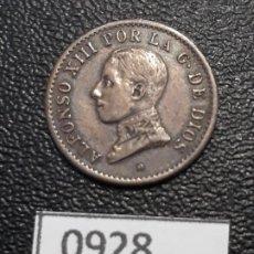 Monedas de España: 1 CÉNTIMO 1913. Lote 191612865