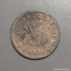 Monedas de España: DINERO SEGOVIA 1747 - ÉPOCA FERNANDO VI. Lote 191845746