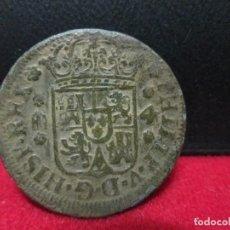 Monedas de España: 4 MARAVEDIS FELIPE V CECA SEGOVIA. Lote 191999297